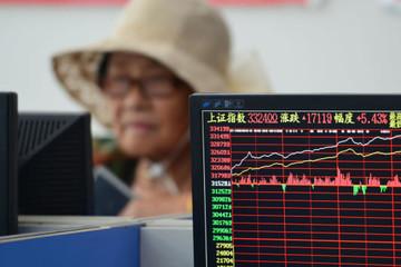 Chứng khoán châu Á giảm nhưng cổ phiếu Trung Quốc tiếp tục tăng