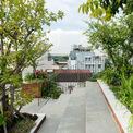 <p> Thừa nhận việc sử dụng không hiệu quả mái nhà ở các thành phố đang phát triển cũng như rào cản khoảng cách với các công viên công cộng, nhóm thiết kế đã nảy ra ý tưởng lai tạo một công viên trên sân thượng.</p>