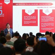 CEO DKRA Việt Nam: Căn hộ 25 m2 ở vùng ven giúp giảm gánh nặng cho TP HCM