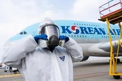 Korean Air bán một số mảng kinh doanh để chống tác động Covid-19