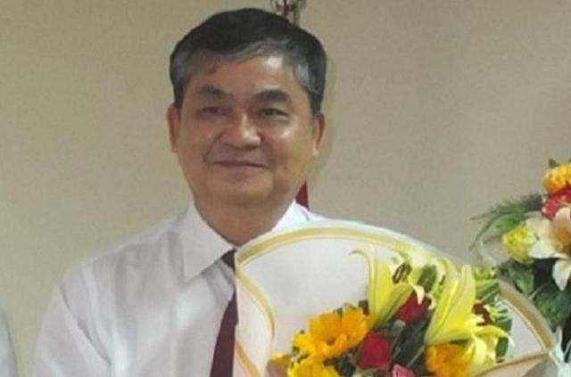 Ông Nguyễn Thành Thơ.