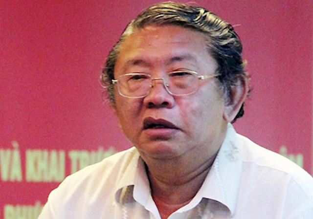 Nguyên Giám đốc Sở Khoa học & Công nghệ Đồng Nai bị kỷ luật