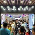 """<p> Thương hiệu giả """"Cherlss &amp; Keich"""" được mở ra hồi đầu năm nay tại Quảng Đông, Tứ Xuyên, Hồ Nam và Thượng Hải, thuộc sở hữu của một công ty Trung Quốc có tên là Quảng Châu Yuantai Leather.</p>"""