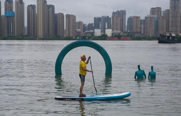 Vũ Hán phát cảnh báo cao nhất về mưa lũ