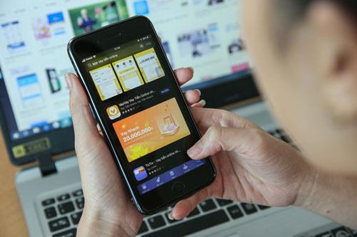 Bộ Công an cảnh báo xuất hiện nhiều app cho vay biến tướng, lãi suất 'cắt cổ'