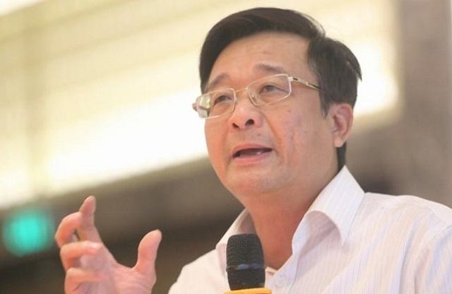 Ông Nguyễn Quốc Hùng, Vụ trưởng Vụ tín dụng NHNN. Ảnh: VNF.