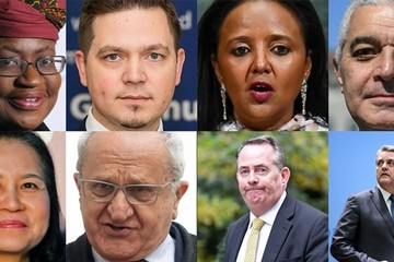 Cuộc đua vào ghế tổng giám đốc WTO