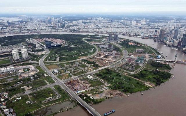 TP HCM hoàn tất bồi thường khu 4,39 ha ở Thủ Thiêm trong tháng 9