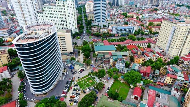 Hà Nội lập thiết kế đô thị tuyến đường Huỳnh Thúc Kháng - Voi Phục