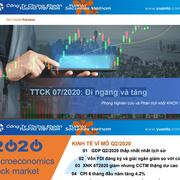 YSVN: Thị trường chứng khoán tháng 7 - Đi ngang và tăng