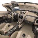 """<p class=""""Normal""""> <strong>3. Núm xoay điều chỉnh ghế trên Pagani</strong></p> <p class=""""Normal""""> Núm xoay chỉnh ghế trên siêu xe Pagani được xem là chi tiết """"khác người"""" và chưa được hãng xe nào khác áp dụng. Ngay giữa vị trí ghế ngồi được bố trí núm xoay mạ chrome, một tính năng không có gì đặc biệt nhưng lại trở thành một tác phẩm nghệ thuật viễn tưởng trên các mẫu xe của Pagani.</p> <p class=""""Normal""""> Người ngồi có thể nâng hạ chiều cao ghế, độ ngã lưng bằng cách vặn núm xoay. Chi tiết này có thiết kế khá giống với một cửa điều hòa và dễ khiến người ta tò mò. Ảnh: <em>Caricos</em>.</p>"""