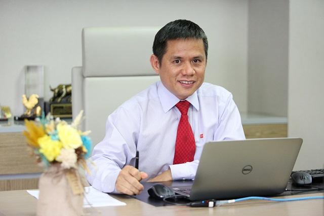 Ông Bùi Thế Tân: SSI luôn sẵn sàng để mang đến dịch vụ tốt nhất cho nhà đầu tư