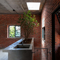 """<p class=""""Normal""""> Các kiến trúc sư hy vọng ngôi nhà sẽ trở thành điểm sáng cho những ngôi nhà ưu tiên khu vực trồng cây.</p>"""