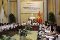 Công bố lệnh của Chủ tịch nước với 10 luật