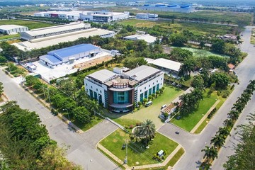 Nhà ở cạnh khu công nghiệp thành sức hút mới trong giới đầu tư