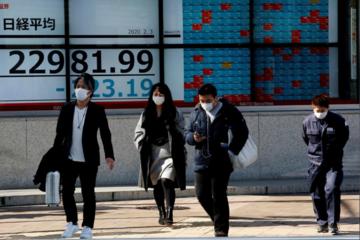Số ca nhiễm Covid-19 thế giới vượt 12 triệu ca, chứng khoán châu Á dứt chuỗi tăng