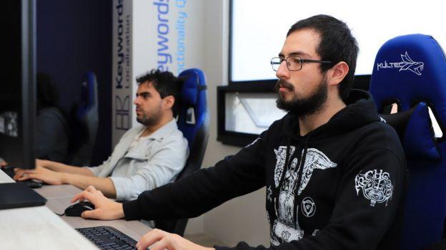 Keywords hiện là nơi làm việc của 7.500 nhân viên, 59 văn phòng trên khắp thế giới. Ảnh: Keywords Studios.