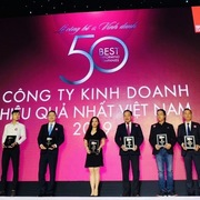 Tập đoàn Bảo Việt: Doanh nghiệp Việt tỷ đô trong Top 50 công ty kinh doanh hiệu quả nhất Việt Nam
