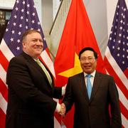 Ngoại trưởng Mỹ Mike Pompeo: Mỹ trân trọng những thành tựu nổi bật của Việt Nam, đặc biệt là ứng phó Covid-19