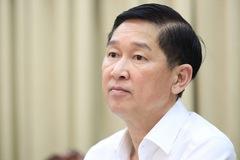 Thủ tướng ký quyết định tạm đình chỉ công tác Phó Chủ tịch UBND TP HCM Trần Vĩnh Tuyến