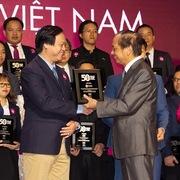 Phát Đạt đứng thứ 6 trong Bảng xếp hạng 50 công ty kinh doanh hiệu quả nhất Việt Nam 2019