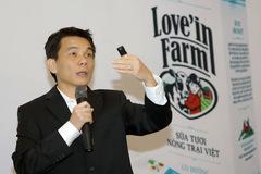 'Phù thủy' Trần Bảo Minh: Chỉ lỗ vài trăm tỷ là IDP đã quá thành công trong ngành sữa