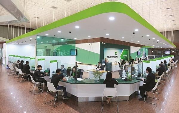 Hết tháng 6, tín dụng Vietcombank tăng 5%