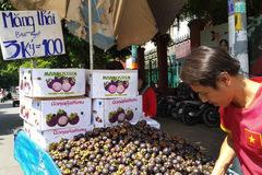 Thái Lan mất vị trí số 1 cung cấp rau quả cho Việt Nam