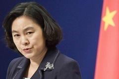 Trung Quốc trừng phạt 'trả đũa' quan chức Mỹ