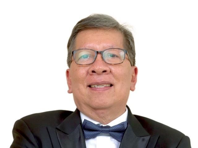 Ông Huỳnh Trung Khánh, cố vấn cấp cao Hội đồng Vàng thế giới tại Việt Nam, Singapore và Indonesia.