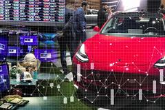 Xếp hạng vốn hóa thị trường 'đảo lộn chưa từng có kể từ 2008' vì Covid-19