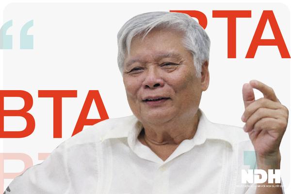 Trưởng đoàn đàm phán BTA: 'Lúc ký hiệp định này, chúng ta đâu có gì để mất'