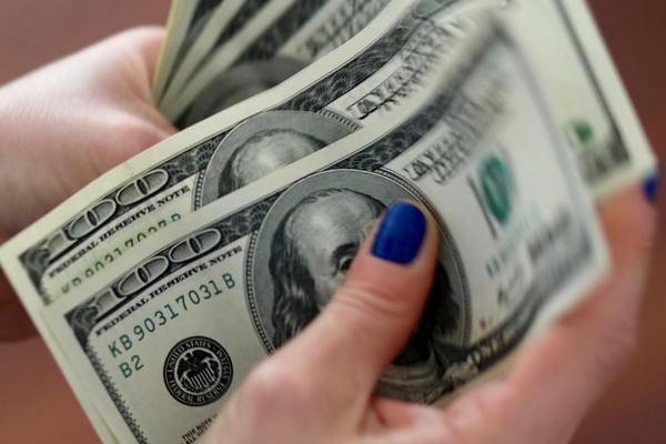 Mỹ thâm hụt ngân sách lên mức cao kỷ lục trong tháng 6