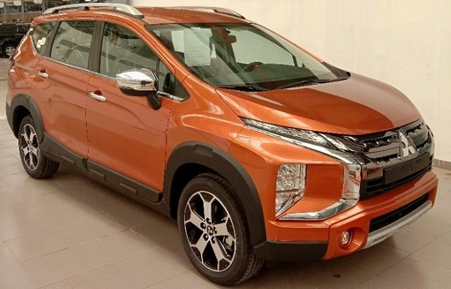 Mitsubishi Xpander Cross đã về đại lý, giá bán chưa công bố