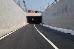 Thông xe hầm chui hơn 500 tỷ đồng, xóa ùn tắc cửa ngõ Tây Bắc TP HCM