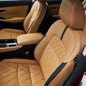 <p> <strong>Nissan Sentra: 24.800 USD</strong></p> <p> Một trog những mẫu dưới 25.000 USD sở hữu thiết kế khoang nội thất đẹp nhất tại thị trường Mỹ. Bản cao cấp nhất của Nissan Sentra trang ghế ngồi, vô lăng… bọc da với các đường chỉ khâu tạo hoạ tiết hình kim cương. Các chi tiết khác như màn hình giải trí, hệ thống điều hoà và nút chức năng được tinh giãn, giúp người dùng dễ thao tác.</p>