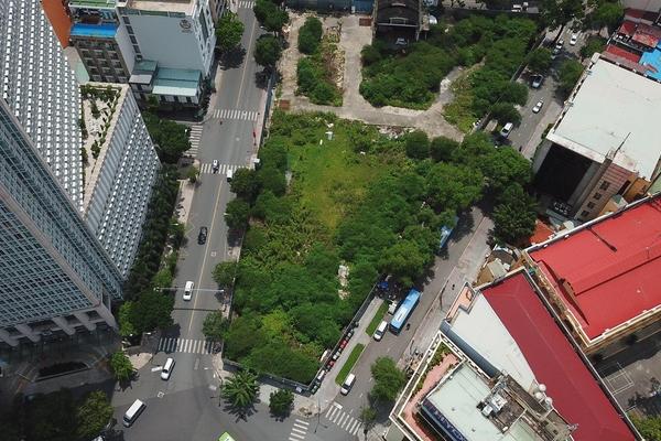 Cận cảnh khu 'đất vàng' 6.000 m2 liên quan sai phạm của cựu Bộ trưởng Công Thương Vũ Huy Hoàng