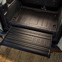 <p> Với hai biến thể 2 cửa và 4 cửa, Ford Bronco First Edition 2021 được trang bị động cơ tăng áp kép V6 2.7L, công suất 310 mã lực và 542 Nm.</p>