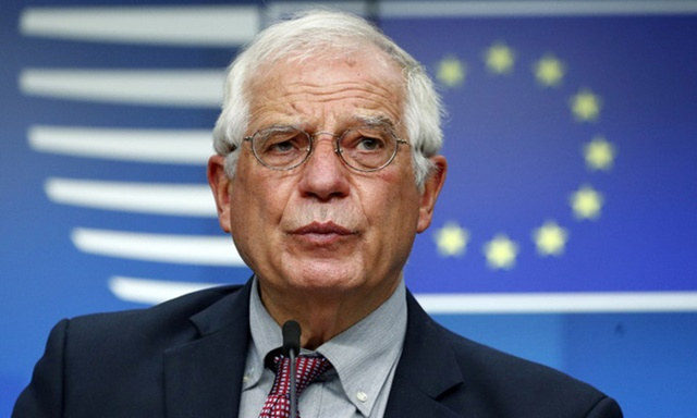EU sắp đáp trả Trung Quốc vì luật an ninh Hong Kong