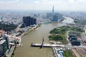 TP HCM đẩy nhanh tiến độ các tuyến metro, đường vành đai và cầu cảng