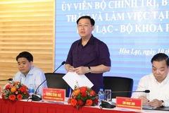 Hà Nội phấn đấu là trung tâm khoa học và công nghệ dẫn đầu cả nước
