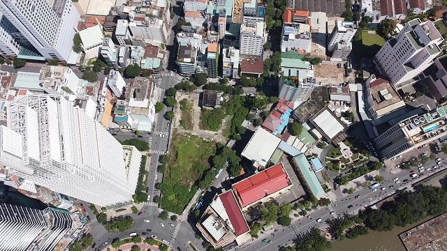 Giá trị của lô đất dính sai phạm của bà Hồ Thị Kim Thoa