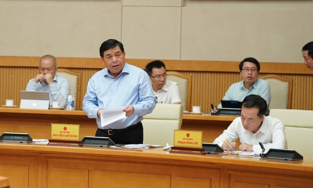 Bộ trưởng Nguyễn Chí Dũng: Thúc đẩy giải ngân hết kế hoạch vốn đầu tư công năm 2020