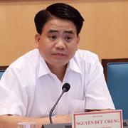 Khởi tố vụ án liên quan lái xe của Chủ tịch Nguyễn Đức Chung