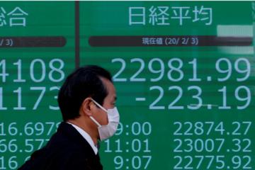 Cổ phiếu Trung Quốc bị bán tháo dù kinh tế phục hồi vượt kỳ vọng
