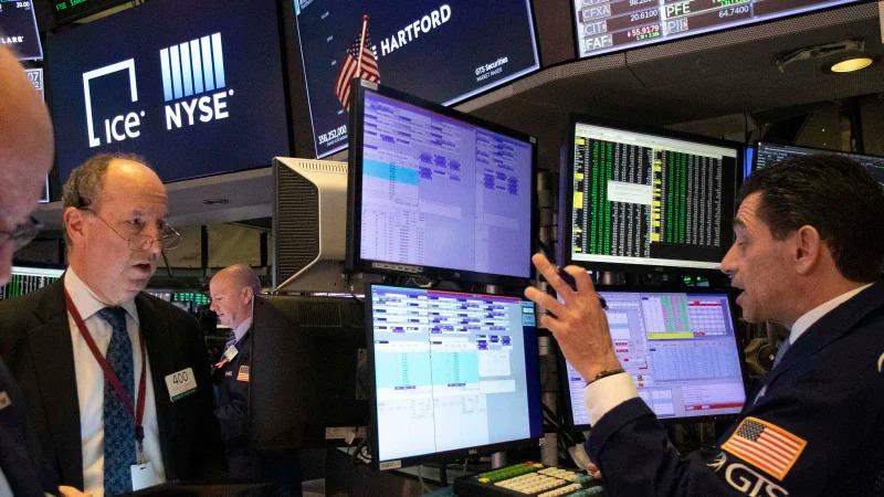 Phố Wall giảm điểm, cổ phiếu công nghệ kéo tụt S&P 500