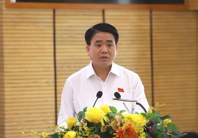 Ông Nguyễn Đức Chung: Đền bù cho người dân Nam Sơn có lúc chưa đúng nên dẫn đến hiểu lầm, bức xúc