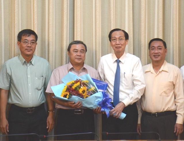 ông Trần Quang Bá