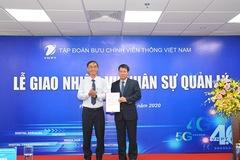 Ông Nguyễn Trường Giang ngồi 'ghế nóng' của VNPT VinaPhone