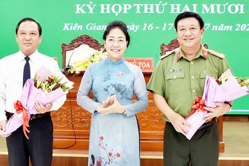 Giám đốc Sở tài chính làm Phó Chủ tịch UBND tỉnh Kiên Giang
